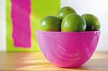 Heap des Limes in Schüssel