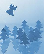 Weihnachtsengel, Illustration