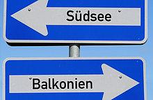 Urlaub in Balkonien