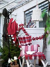 Close-up,Weihnachten,Dekoration,Treibhaus