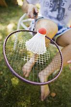 Badminton ,Schläger