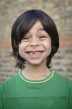 Portrait ,Junge - Person ,fehlend