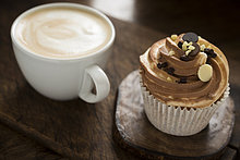 Schokolade,Kaffee,cupcake,3