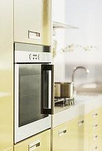 Küche ,Backofen, Ofen ,modern