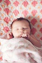 schlafen,Mädchen,Baby