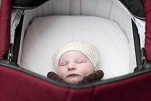 Kinderwagen,schlafen,Baby