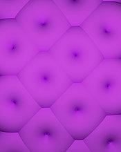 Abstraktes leuchtendes gestepptes pinkfarbenes Muster