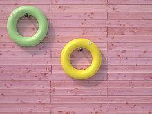 Holzwand,fließen,hängen,pink,2,Reifen,Autoreifen