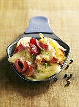 Essgeschirr,klein,Auflauf,Raclette