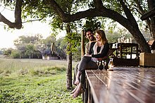 Entspannung,Lodge,Landhaus,Safari