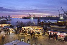 Fisch,Pisces,Morgen,Elbe,Hamburg - Deutschland,Deutschland,Markt