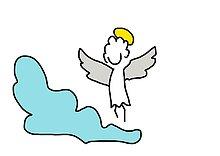 Engel,Heiligenschein