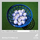 All Kinds of Balls,(VCD)
