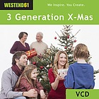 Weihnachten: Kinder,und,feiern gemeinsam ein harmonisches Weihnachtsfest.