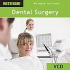 Beim Zahnarzt: eine stylische Zahnarztpraxis mit kompetenten Zahnärzten, freundlichen Helferinnen und lächelnden Patienten.