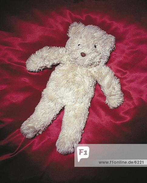 Nahaufnahme der Teddybär
