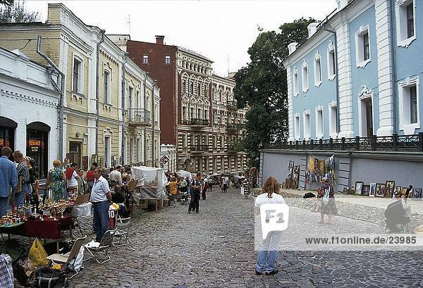 Kiew Hauptstadt Ukraine