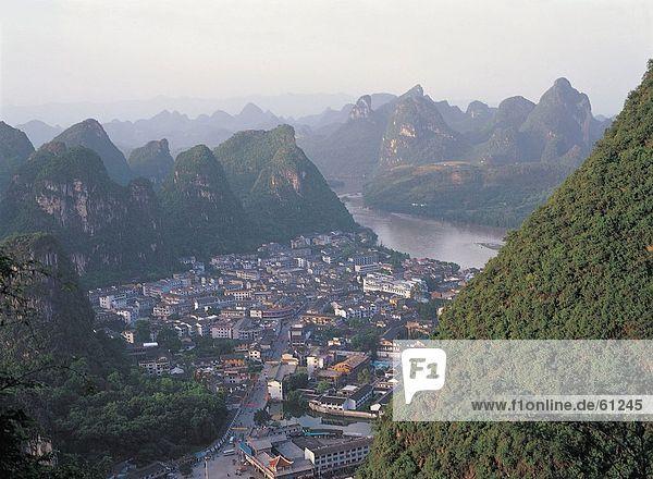 China  Guangxi  Li River in Guilin
