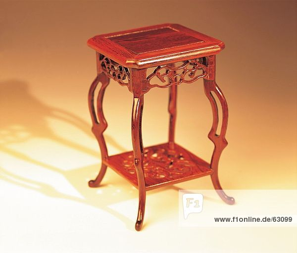 China  Wooden table in Chinese style