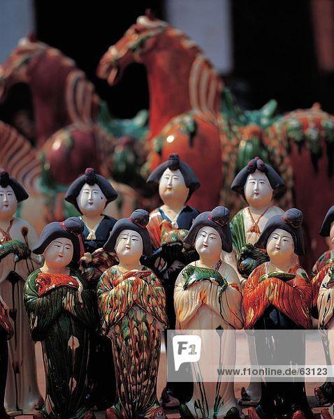 China  Tang Tri-Color Keramik
