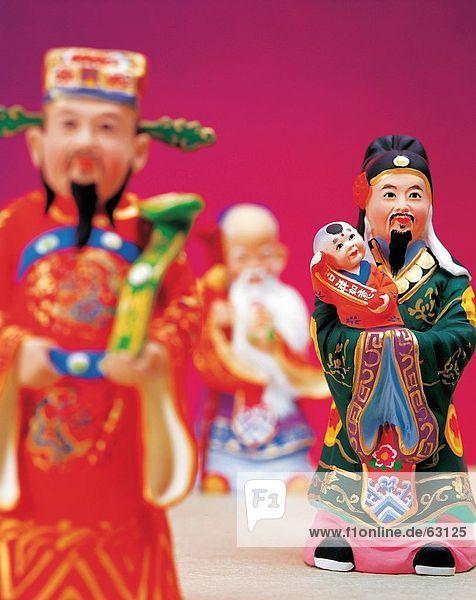 China  Tonfiguren