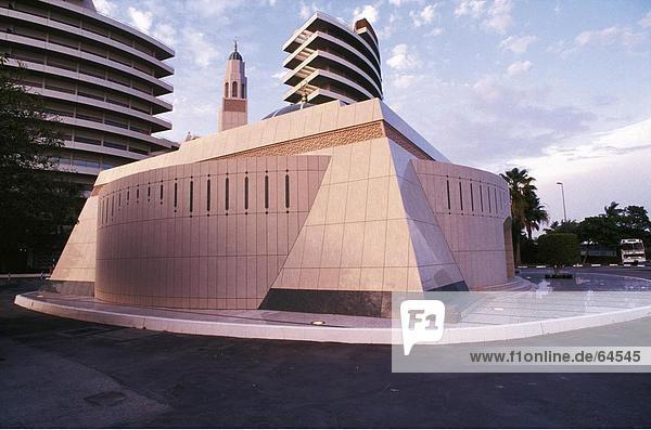 Moschee in der Nähe von Hotel  Hilton Hotel  Vereinigte Arabische Emirate