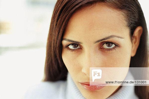 Portrait einer Geschäftsfrau