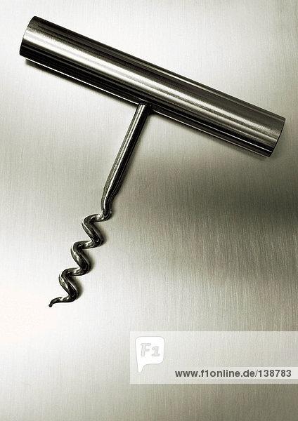 Metallkorkenzieher Metallkorkenzieher