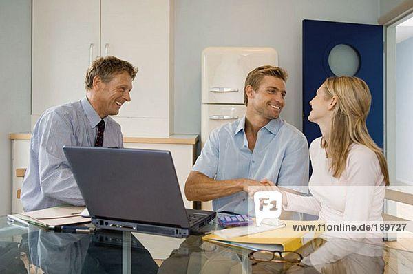 Paar- und Finanzberater