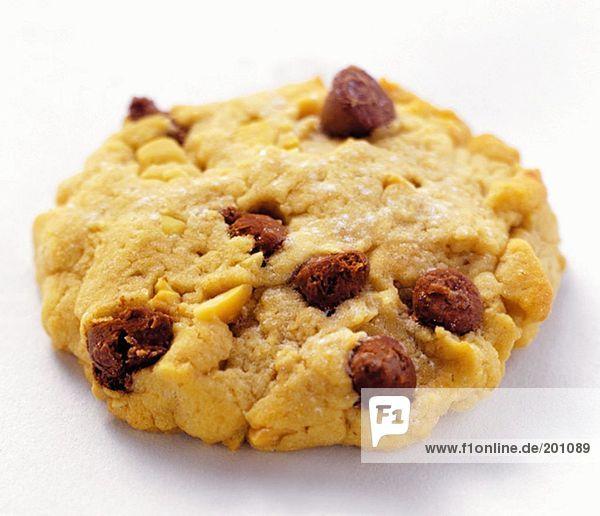 Chocolate Chip Cookie mit Macadamianüssen