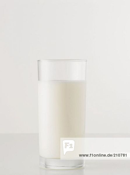 Glas Milch