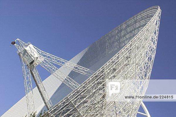 Radioteleskop bei Effelsberg