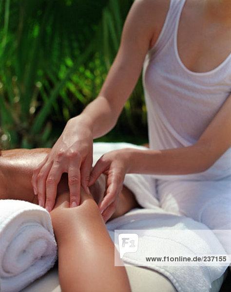 Mädchen Mädchen Massage Lesbisch