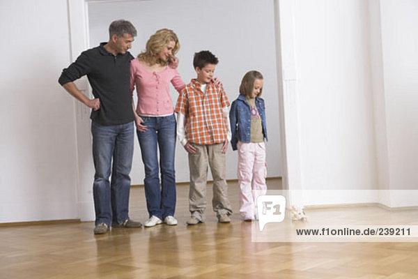liegend liegen liegt liegendes liegender liegende daliegen sehen Boden Fußboden Fußböden Spielzeug niedlich süß lieb