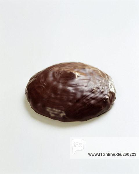 Lebkuchen mit Schokoladenglasur