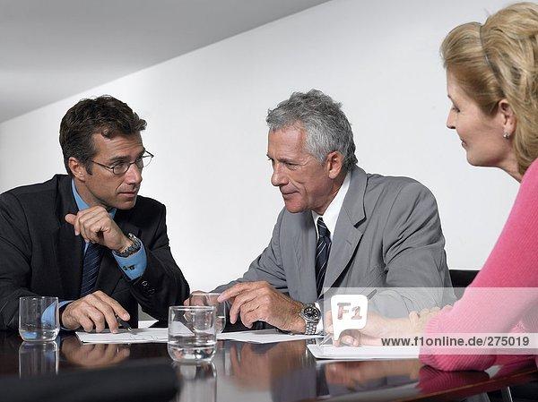 Meetings und indoor Business JR