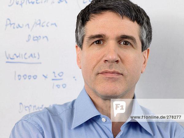 Portrait eines Lehrers