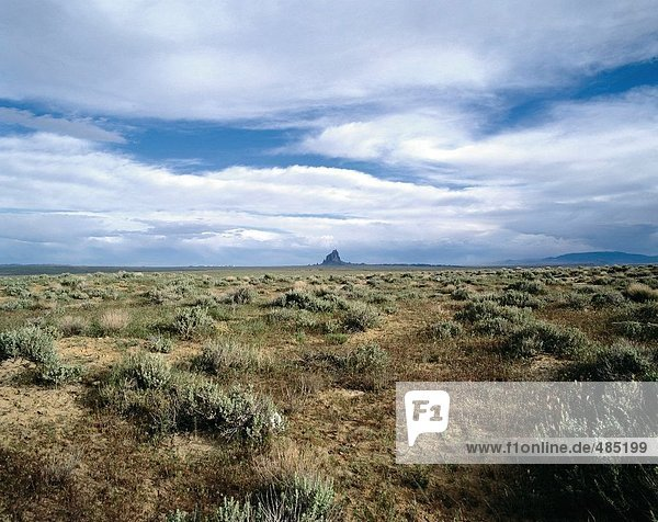 10342489  monument Valley  steppe  USA  America  North America  Utah  clouds  weather