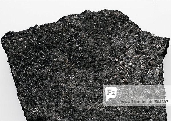 Dunkle raue Oberfläche  Nahaufnahme
