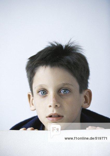 Junge  Porträt