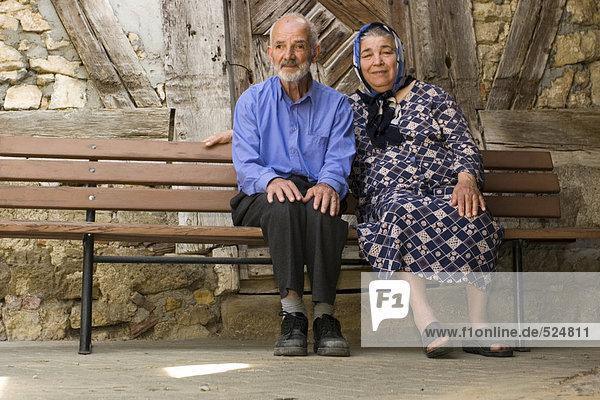 Tuerkisches Ehepaar