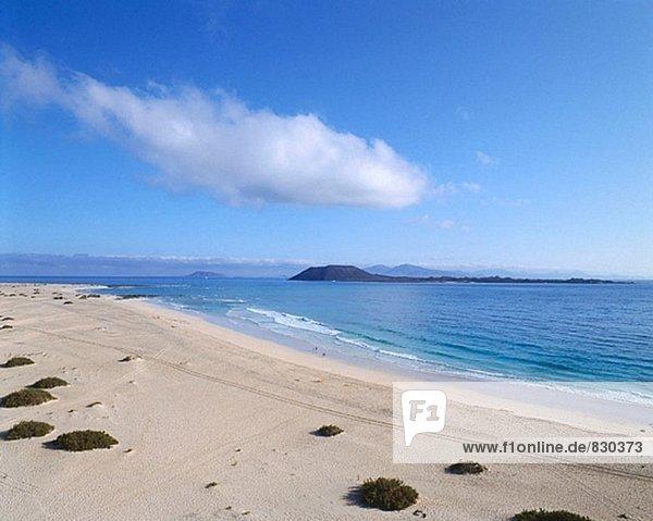 Corralejo. Fuerteventura. Kanarischen Inseln. Spanien