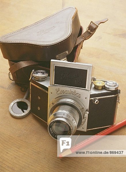 Alte Kamera