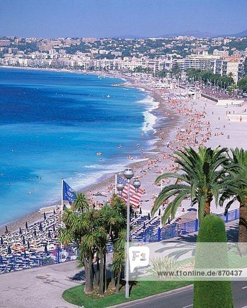 Nice. France