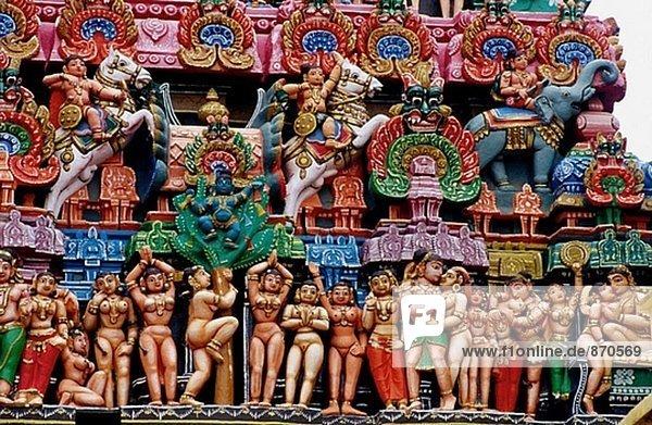 Sarangapani temple. Kumbakonam. Tamil Nadu. India
