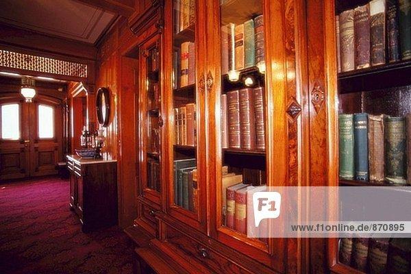 Vereinigte Staaten von Amerika USA Herrenhaus Großstadt See Geschichte Speisesalz Salz Utah