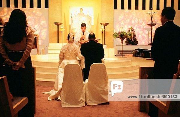 Hispanische Liste der Hochzeit