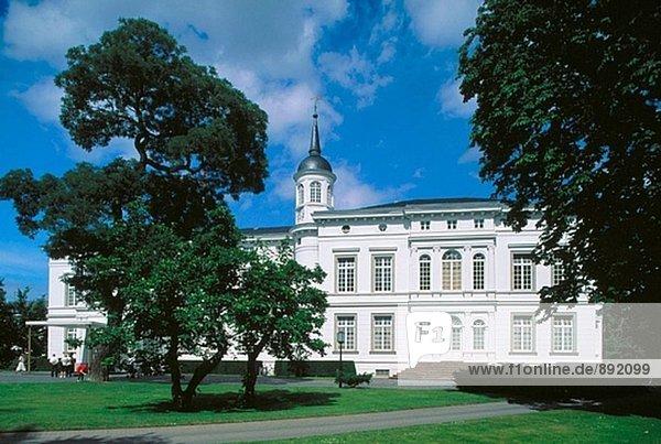 Deutschland  Bonn  Nordrhein-Westfalen  Schaumburg Palace