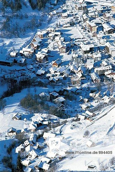 französisch Alpen