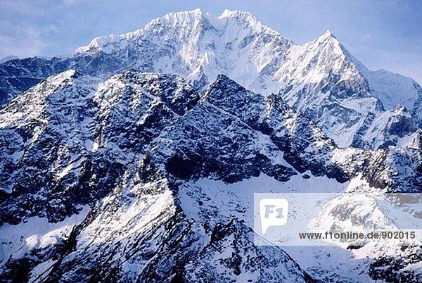 Himalaya. Nepal